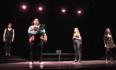 Impactante alegato teatral contra la explotación sexual en Cabanillas
