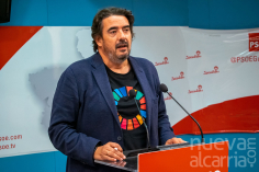 """Esteban: """"En el DER ha quedado claro que es el PSOE el partido que más entiende las necesidades de Castilla-La Mancha, de Guadalajara y sus gentes"""""""