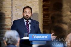 Núñez constata que presentará su candidatura a presidir el PP CLM: