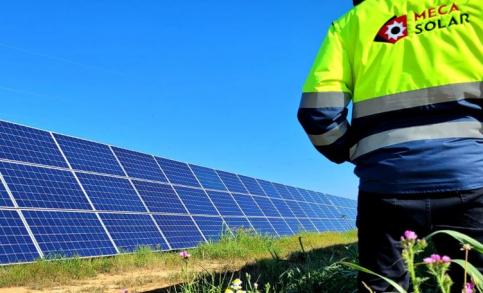 Mecasolar generará 1.000 empleos cualificados en seguidores para captar la energía del sol