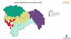 Espacio ´muerto´: El 80% de la población se concentra en el 6% de la superficie provincial