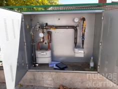 La presión mediática surte efecto: el colegio San Blas de Cabanillas ya tiene suministro de gas