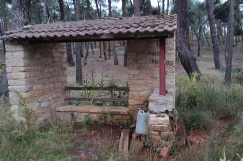 Comienza la primera fase de rehabilitación del Barranco del Toro, en Molina