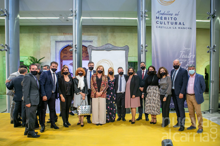Page augura que la celebración del 40 aniversario de la Autonomía en 2022 supondrá un resarcimiento del sector cultural