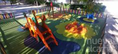 Completadas las actuaciones de mejora en cuatro áreas de juego infantil de Azuqueca